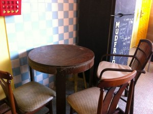 @katong - Retro dining area